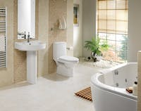 A modern bathroom is the heart of any contemporary home