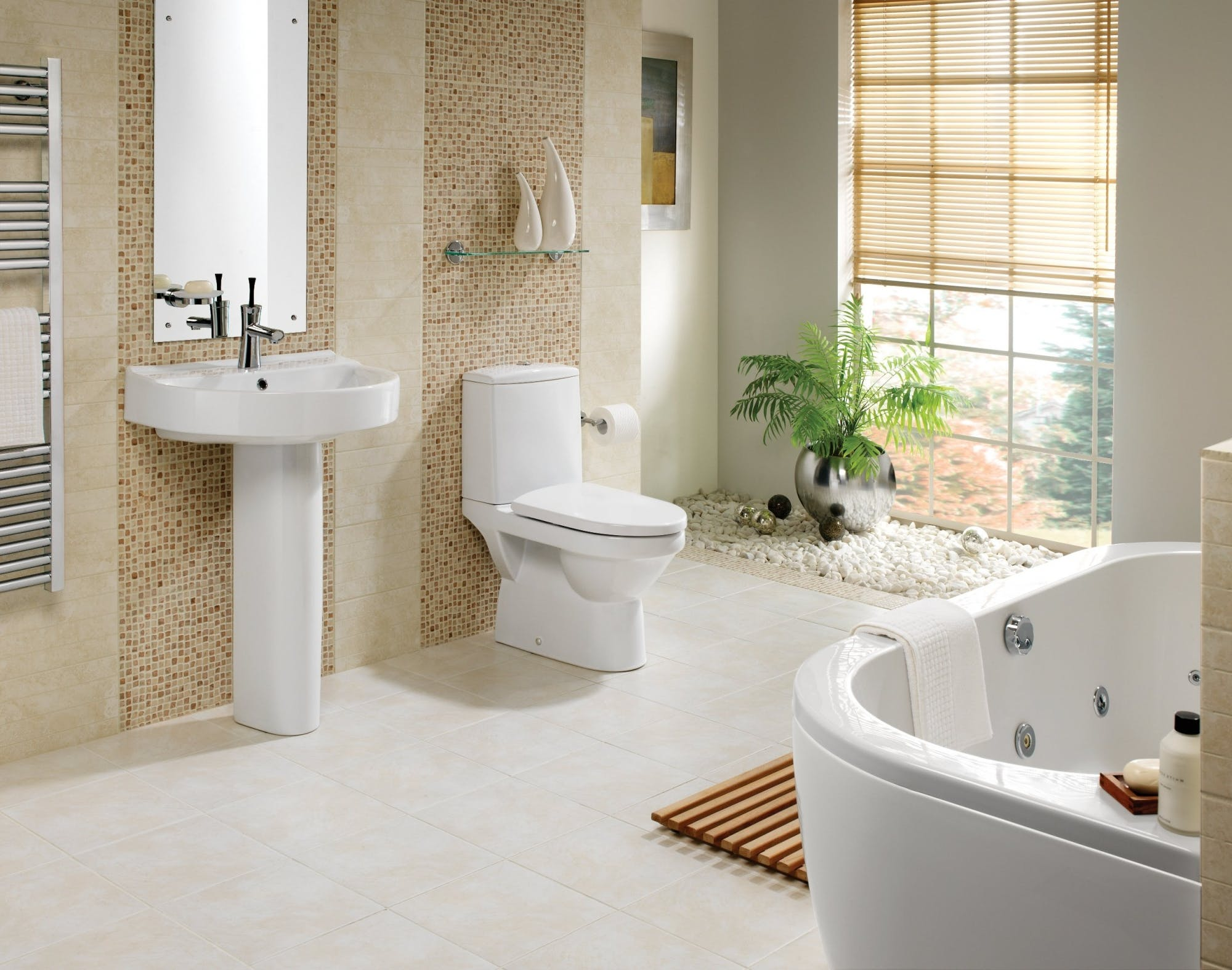 help & advice | A modern bathroom is the heart of any contemporary home