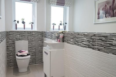 Cloakroom Ideas | Small Cloakroom Design | More Bathrooms
