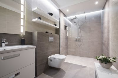Tips For Choosing Bathroom Tiles | More Bathrooms