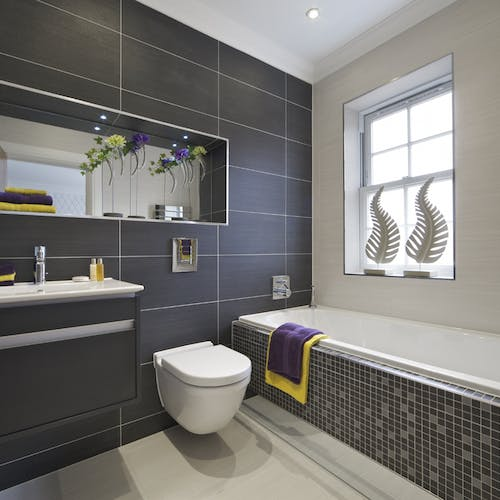 Our options for bathroom storage are tailored to help make the most of available space.