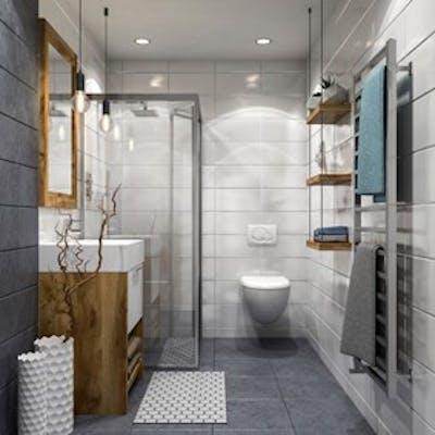 shower enclosure room