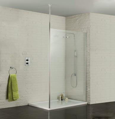 Walk-In Shower Dimensions | Walk-In Shower Size | More Bathrooms