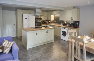 Fully project managed extension to facilitate an open plan kitchen/dinner