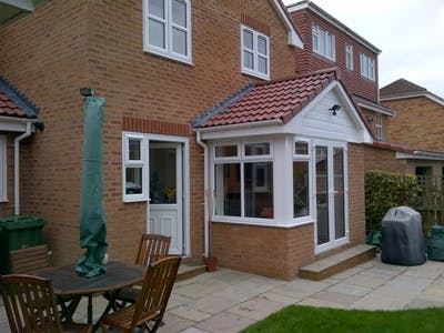 A fully project managed double storey extension to the rear and side of the property
