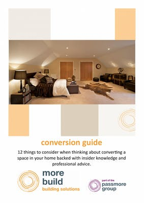 12 things to consider when considering a loft conversions – download our free guide