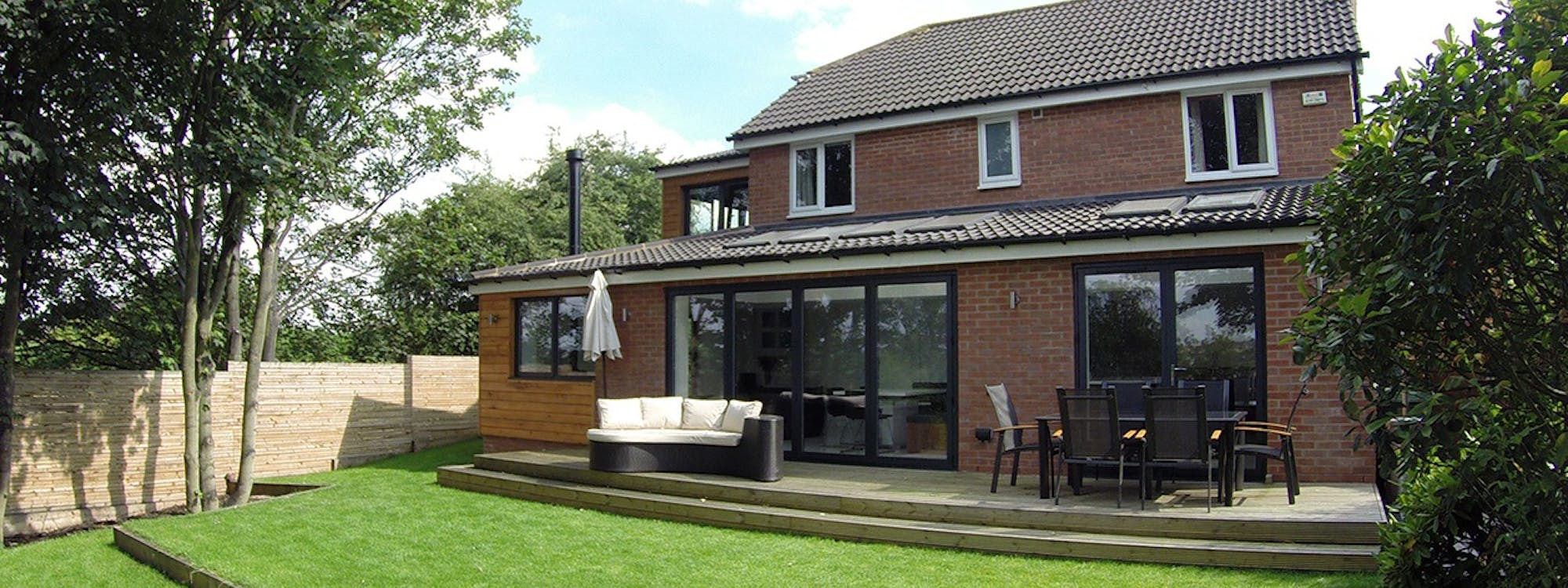home extensions - designed, project managed, built