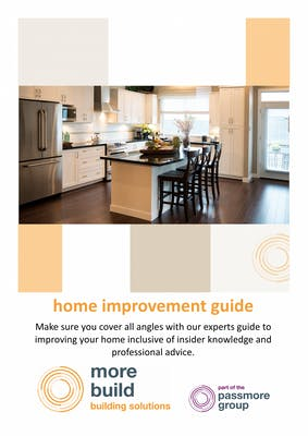 thinking of improving your home? download our free guide