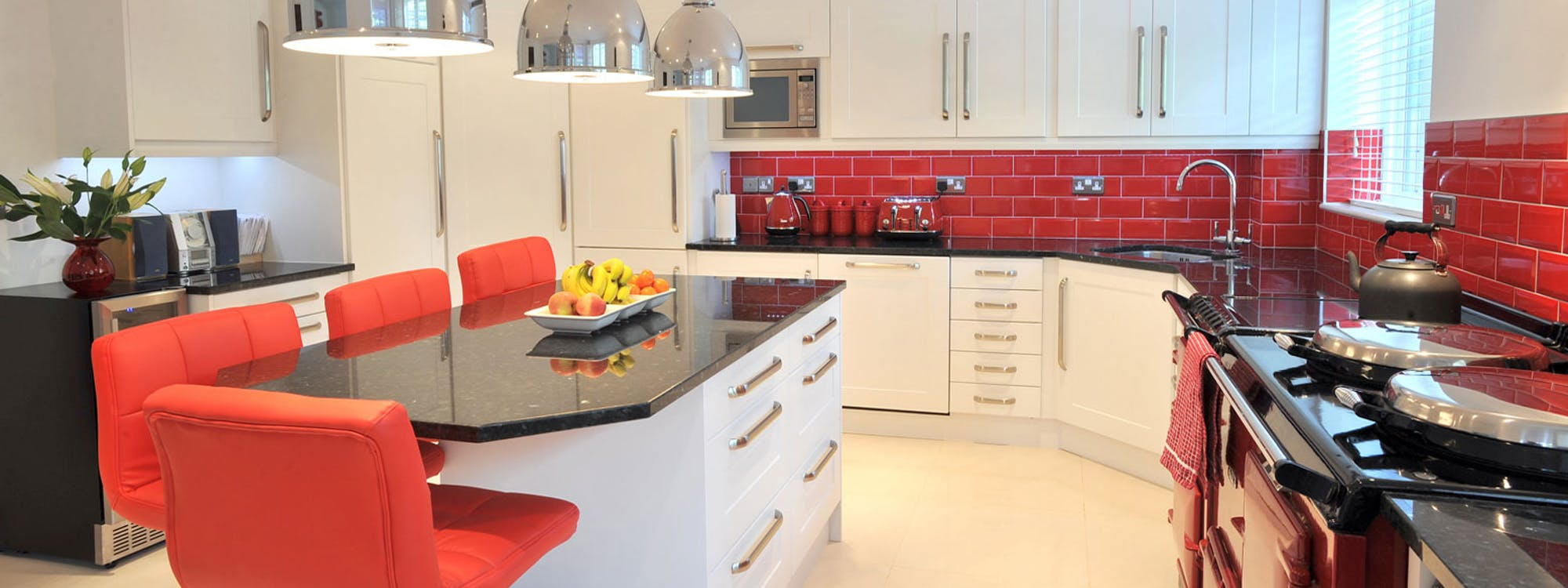 internal improvements - fitted kitchens designed, supplied, project managed & installed