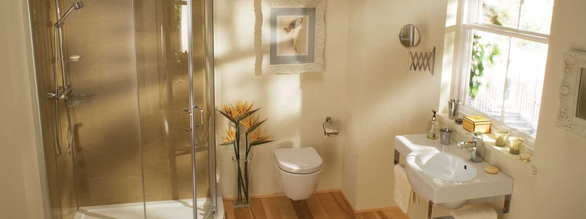internal improvements - bespoke bathrooms  designed, supplied, project managed & installed