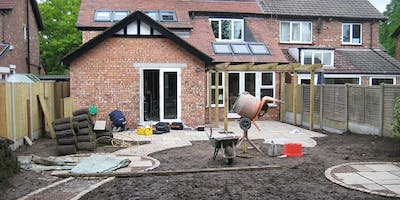 external improvements - ground works designed, supplied, project managed & installed