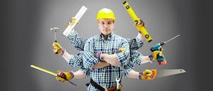 The importance of choosing the right contractor.