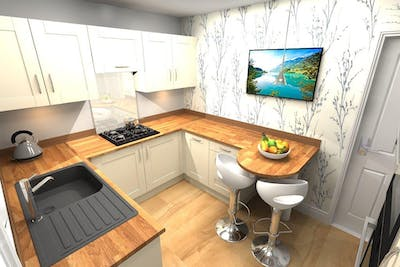 Classic Kitchen Case Study | Dewsbury | West Yorkshire