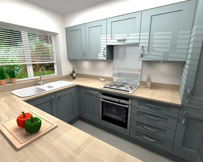 Classic Kitchen | Full Design And Fit | More Kitchens
