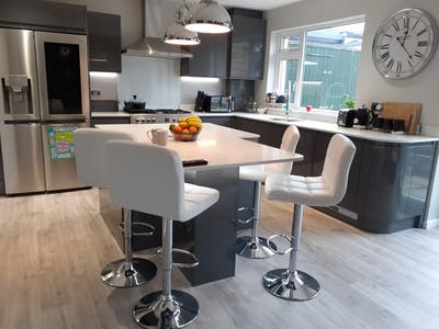 Contemporary Kitchen Case study | Mirfield | West Yorkshire