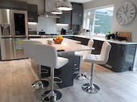 Contemporary Kitchen Case study | Mirfield | West Yorkshire