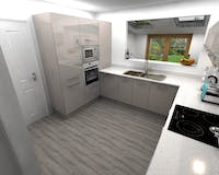 Contemporary Kitchen Case Study | Bradford | West Yorkshire