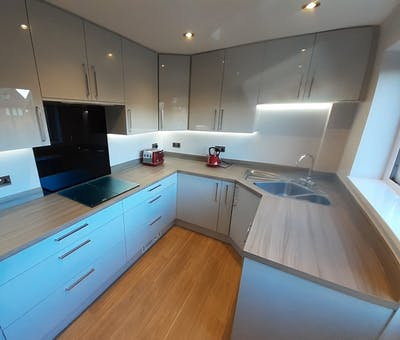 Contemporary Kitchen Case Study | Leeds | West Yorkshire