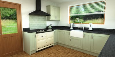 Traditional Kitchen Case study | Leeds| West Yorkshire