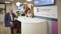 passmore group expands into mirfield with new showroom