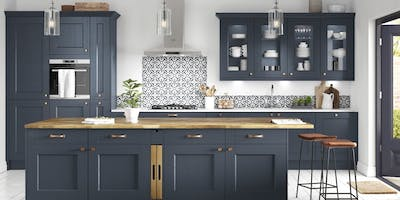 Golden Triangle Of Kitchen Design | More Kitchens