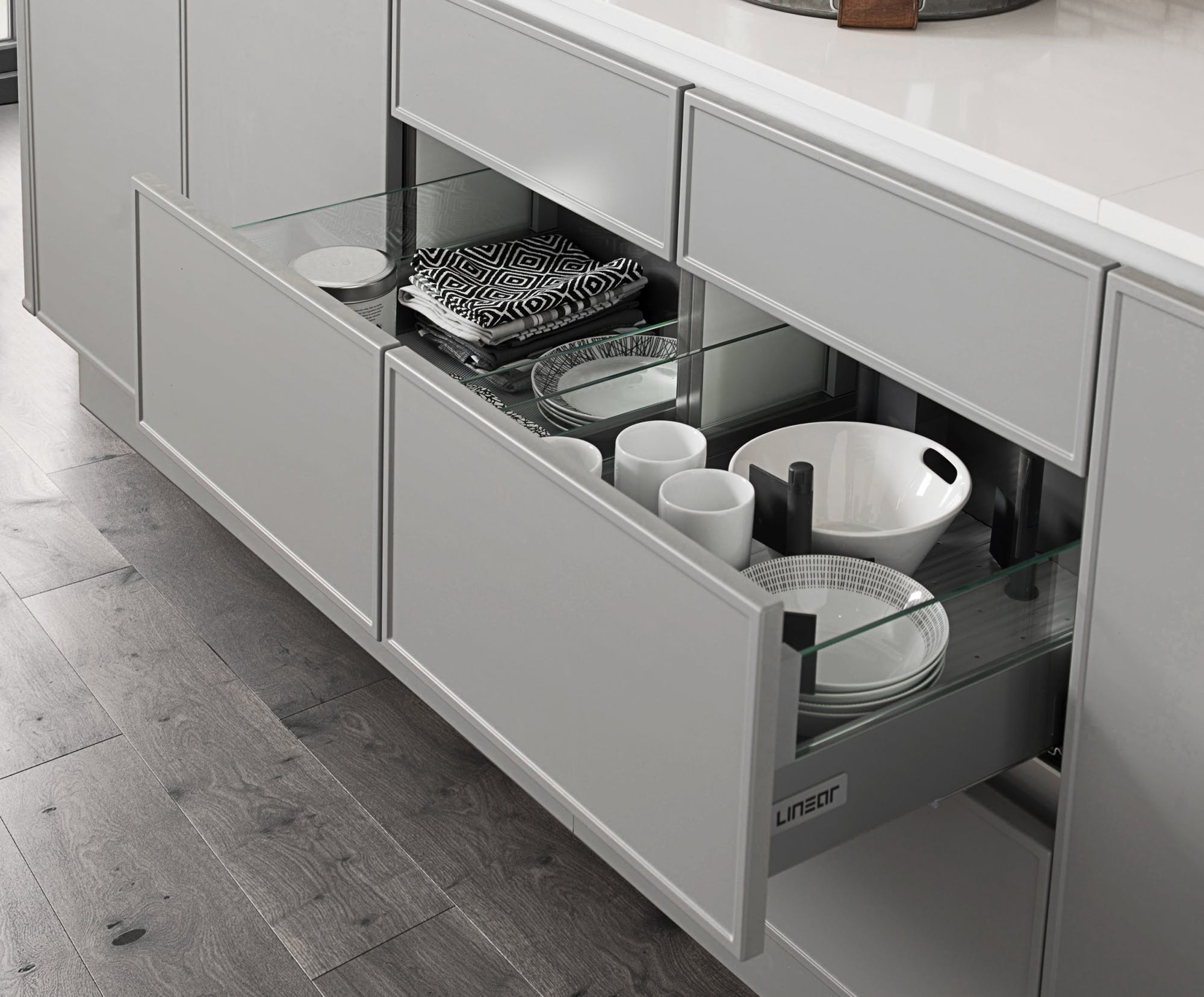 Design Tips For L Shaped Kitchens More Kitchens
