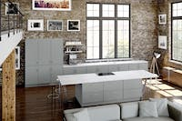 How To Design An Open Plan Kitchen | More Kitchens