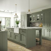 Shaker Style Kitchens | More Kitchens
