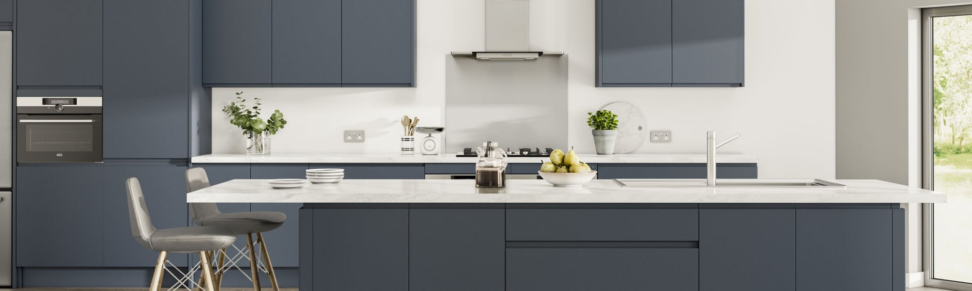 We Take Care Of Everything From Kitchen Design To Installation