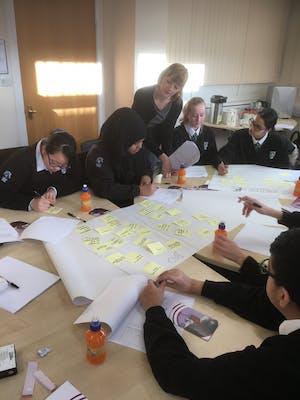 Make the Grade - an initiative arranged by Ahead Partnership