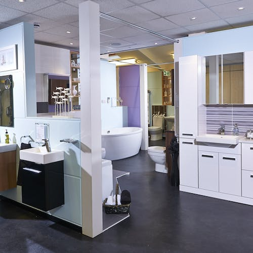 fully managed service - showroom