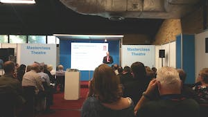 MD speaks at 2015 Federation of Master Builders Harrogate 'Home Building & Renovation' Conference.