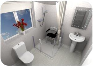 safe shower solution in pontefract