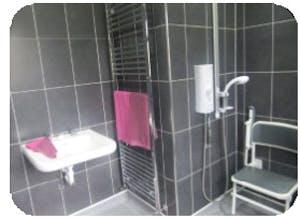 practical bathroom design in pudsey