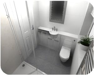bathroom conversion, leeds