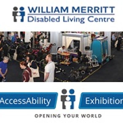 william merritt accessability exhibition