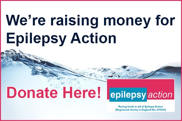 Raise money for Epilepsy Action