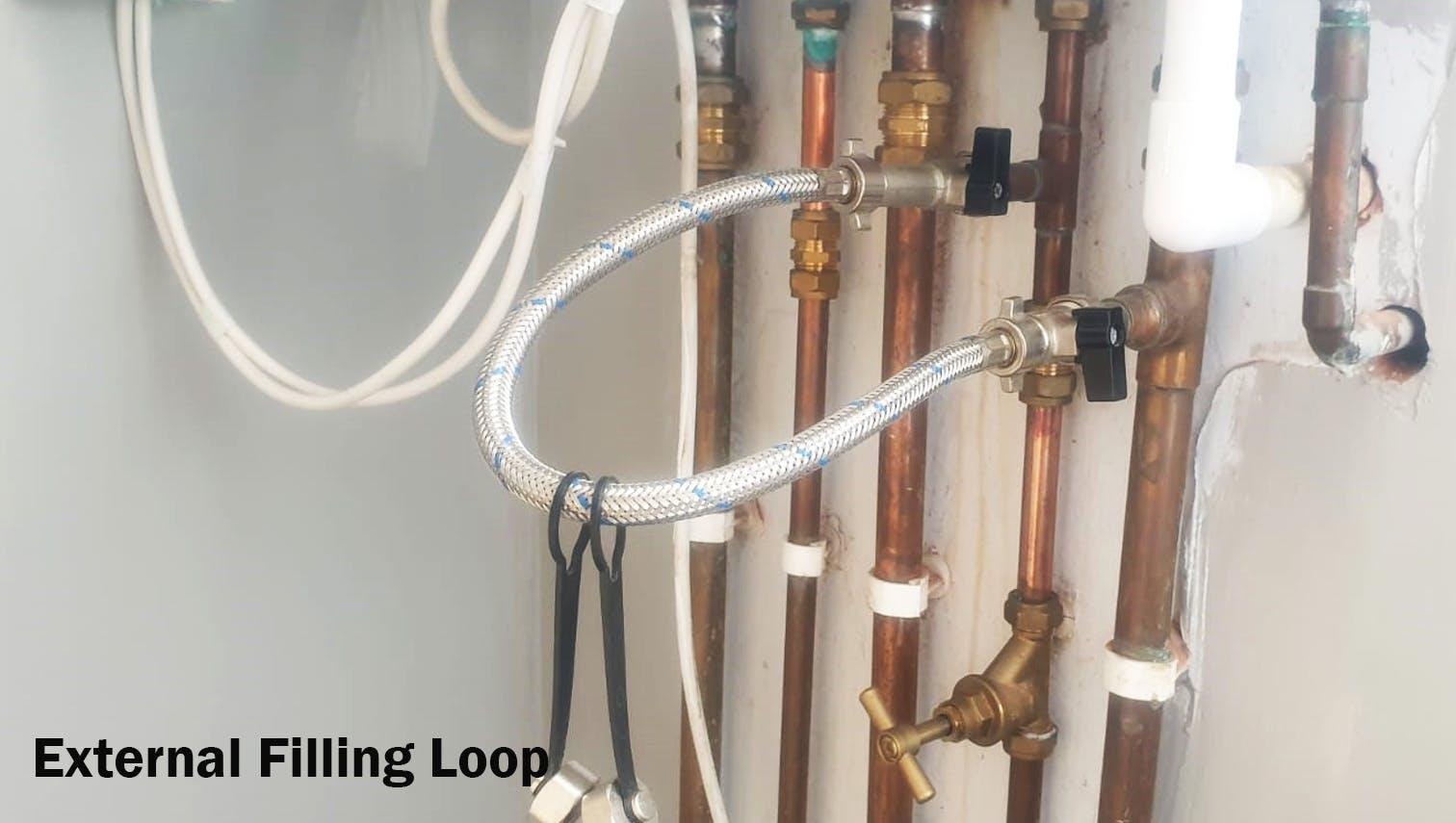 External Filling Loop
