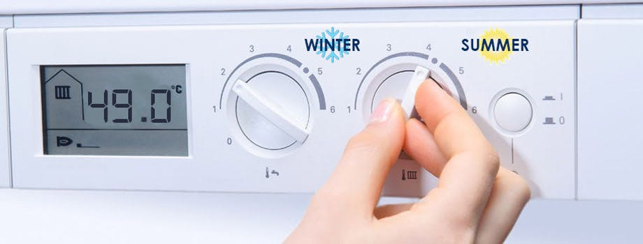 summer boiler offer