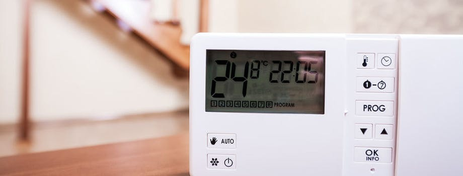 central heating wireless thermostat troubleshooting