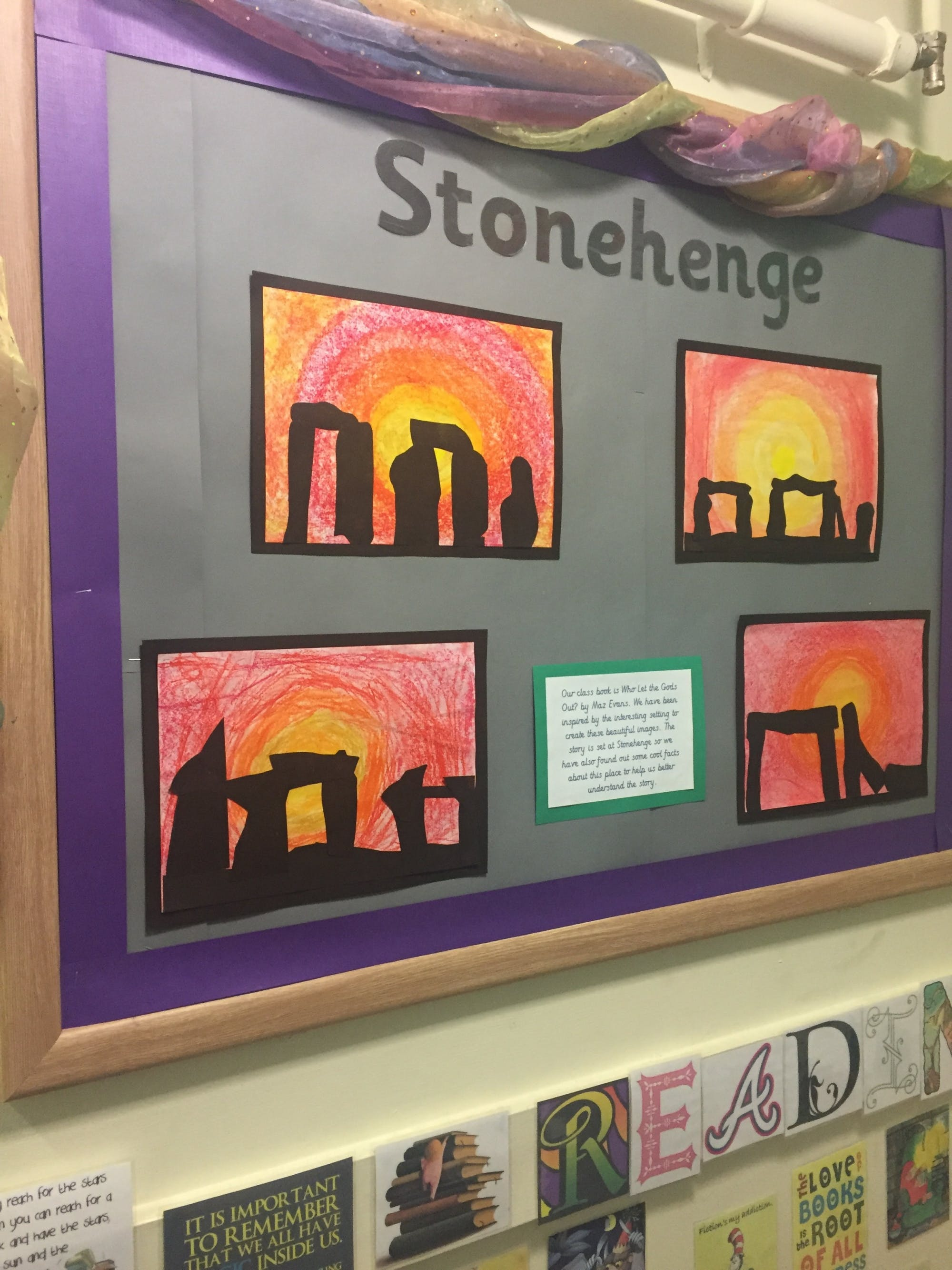 A Class Auto Sales >> Reading in the Curriculum   Sandal Castle Primary, Wakefield