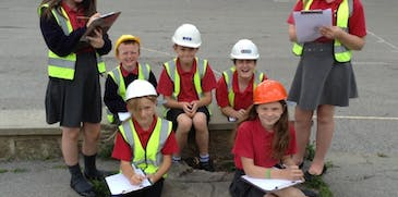 Our Health and Safety Task Force at work!