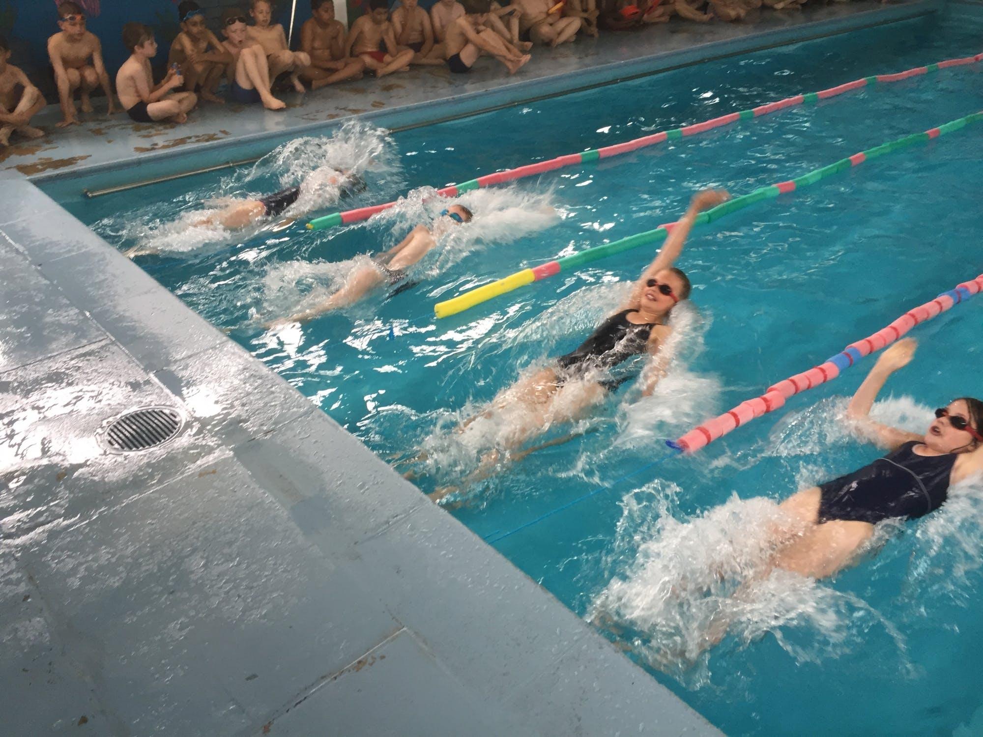 Swimming Sandal Castle Primary Wakefield
