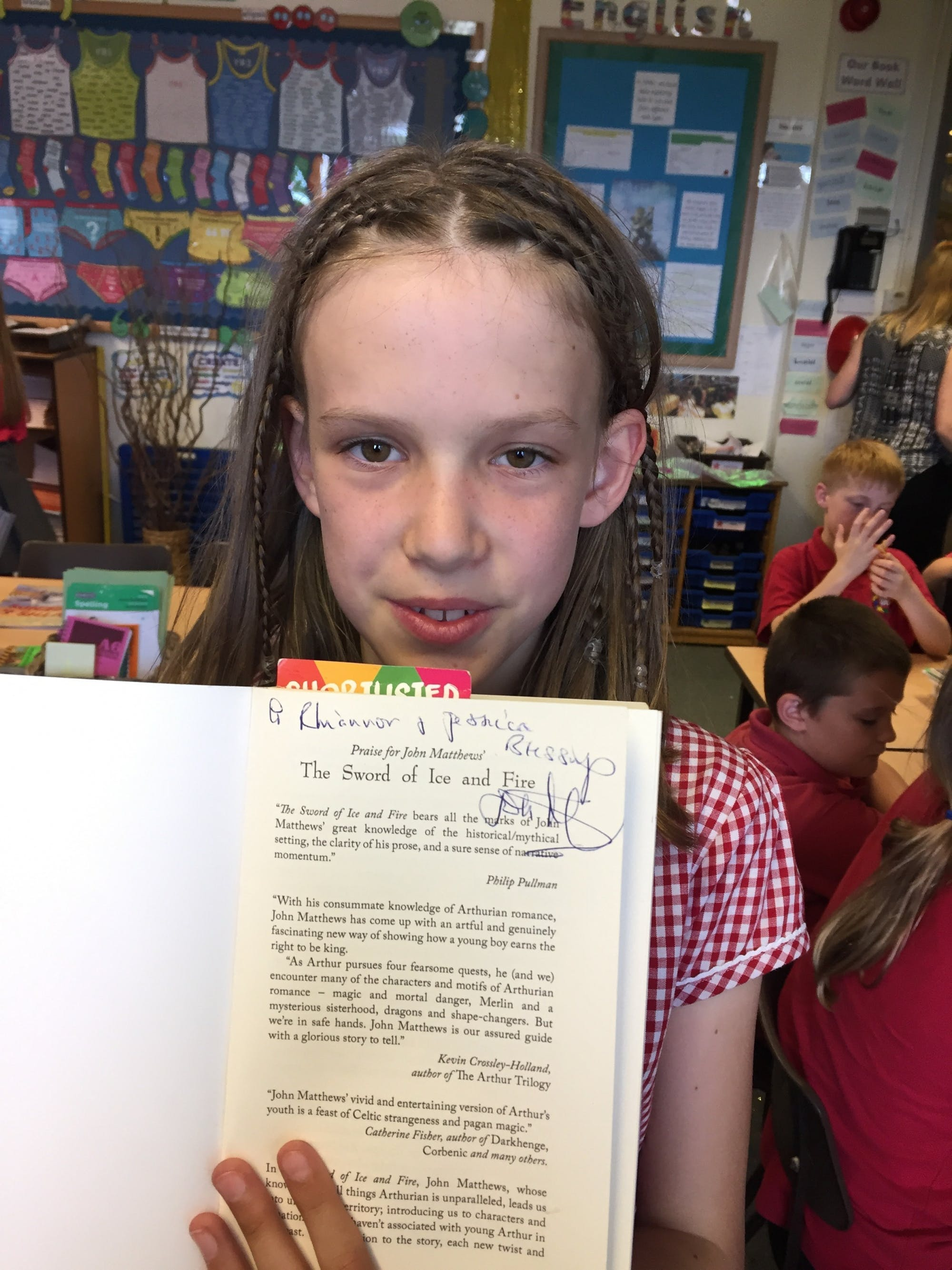 Reading in the Curriculum | Sandal Castle Primary, Wakefield