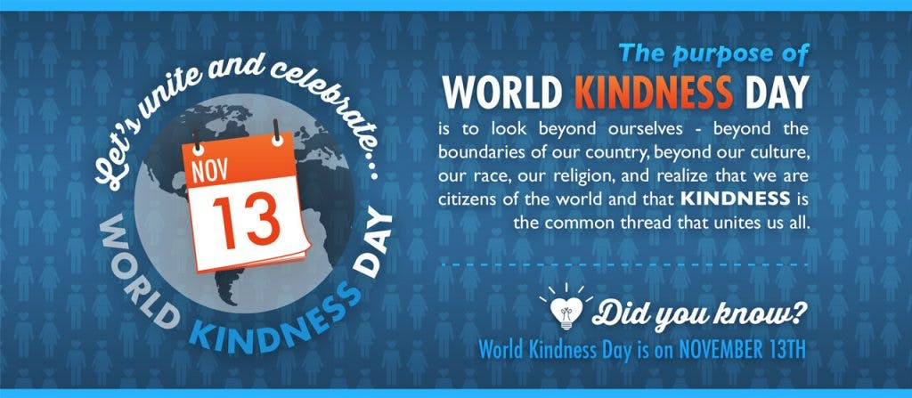Image result for worlds kindness day