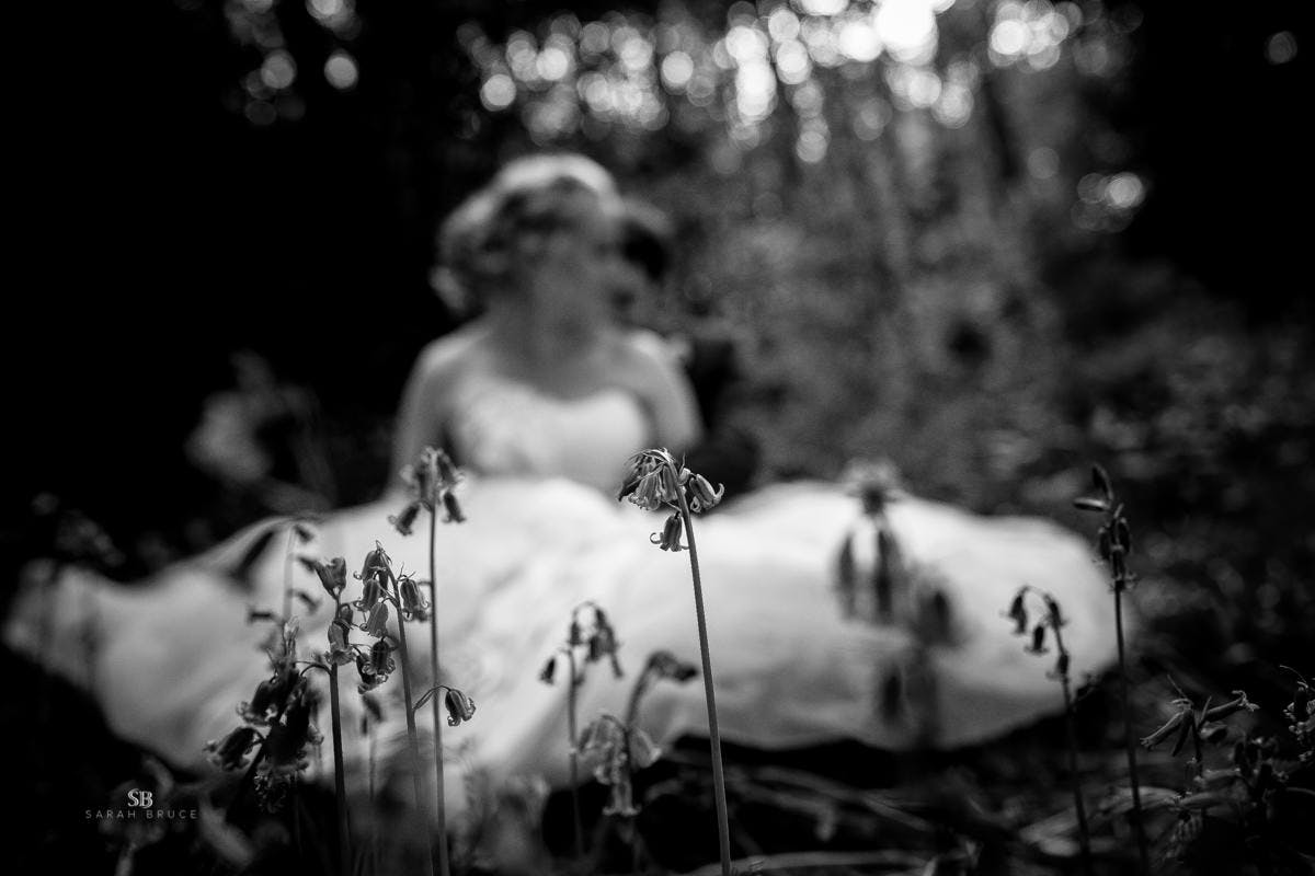 Sarah Bruce wedding Photography at Discovery Centre in Ecelsall Woods