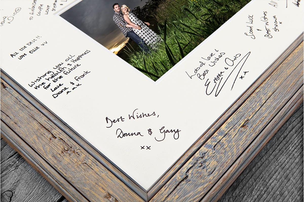 Wedding Albums, Prints & Frames by Sarah Bruce Photography