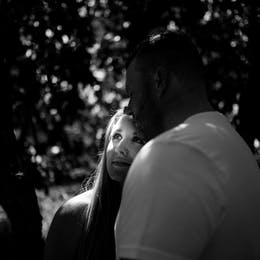 Engagement Photography at The Sculpture Park West Yorkshire