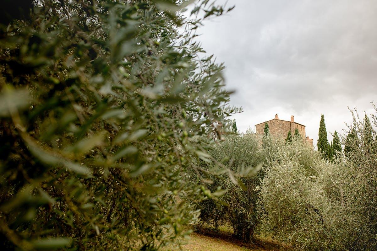 Castello di Vicarello Tuscany Videography | Sarah Bruce Photography