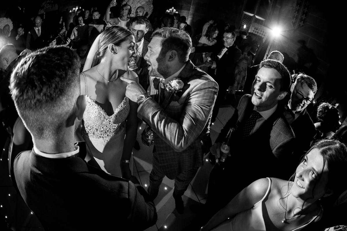 Peckforton Castle Wedding / Sarah Bruce Wedding Photography